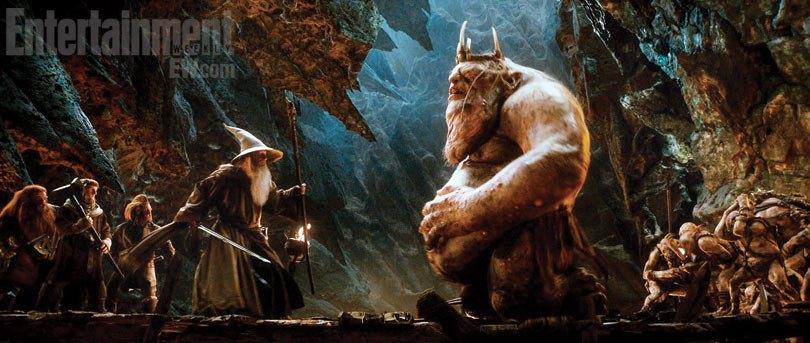 Entertainment Weekley'den Hobbit: Beklenmedik Yolculuk (The Hobbit: An Unexpected Journey) Sürprizi