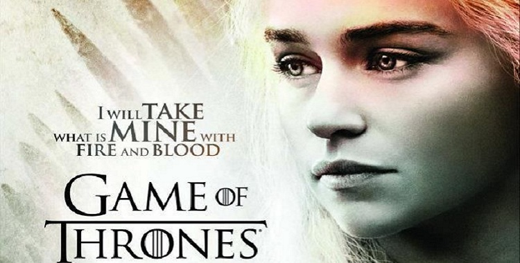 2012'de Game of Thrones İzledik