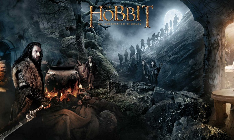 Hobbit: Beklenmedik Yolculuk (Hobbit: An Unexpected Journey)