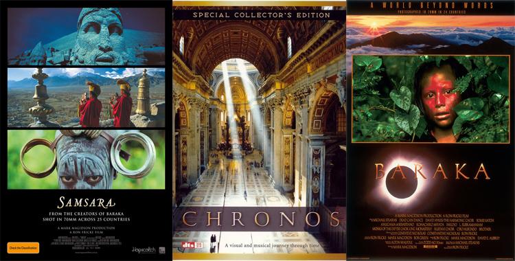 Chronos, Baraka ve Samsara ile Sözcüklerin Ötesindeki Dünyaya Yolculuk