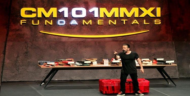 Cem Yılmaz CM101MMXI Fundamentals İle Geliyor!