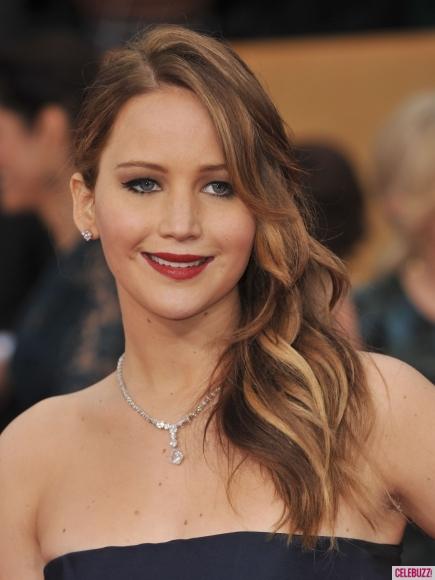 Silver Linings Playbook Filmi ile 2013 Oscar adayı Jennifer Lawrence Galeride
