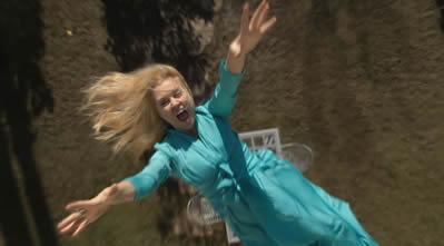 Leyla Gencer'in 6 Metreden Düştüğü Sahne