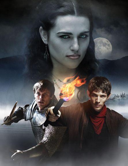 Merlin 5. Sezon