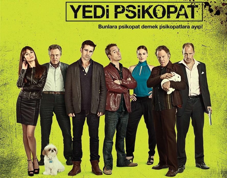 Seven Psychopaths / Yedi Psikopat