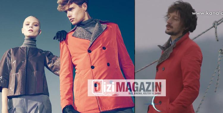 İntikam Hakan Kırmızı Ceketi