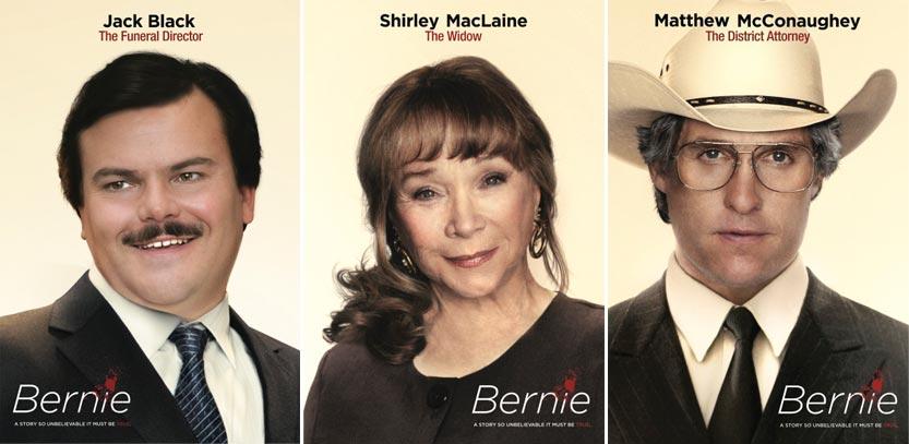 Bernie / Bernie'nin Suçu Ne? 10 Mayıs Cuma günü gösterimde