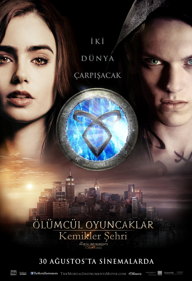 OLUMCUL-OYUNCAKLAR-Kemikler-Sehri-THE-MORTAL-INSTRUMENTS-City-of-Bones-film-movie-poster-afis
