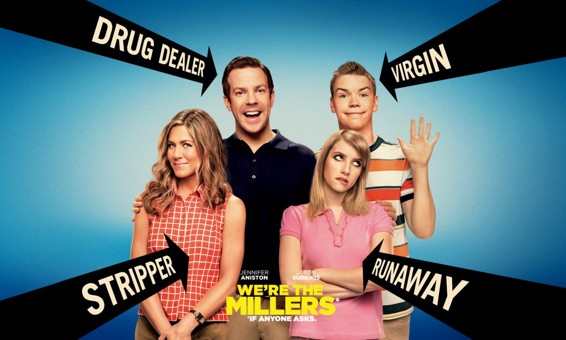 BU NASIL AİLE! / WE'RE THE MILLERS