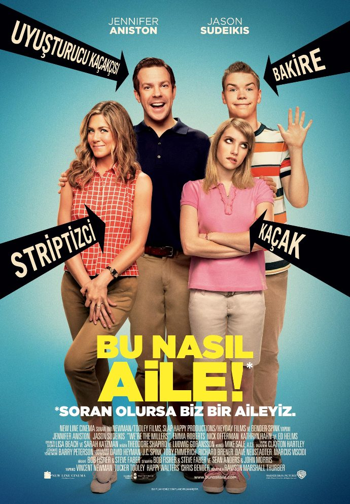 We-re-the-Millers-Bu-Nasil-Aile-film-movie-afis-poster