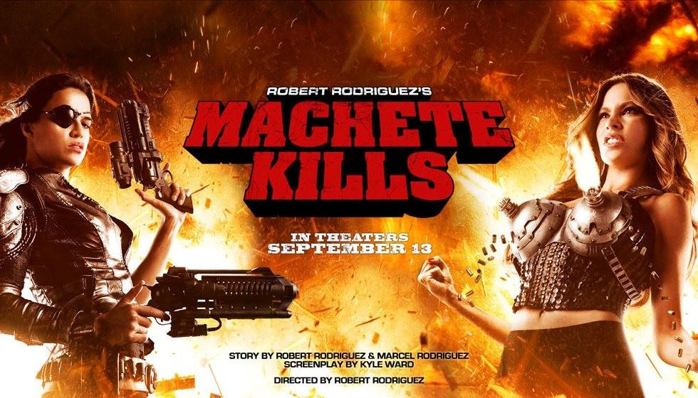 MACHETE KILLS Ekim'de gösterime girecek