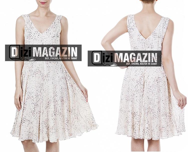 İntikam Dicle Elbisesi