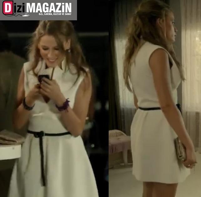 Medcezir - Mira - Serenay Sarıkaya Elbisesi