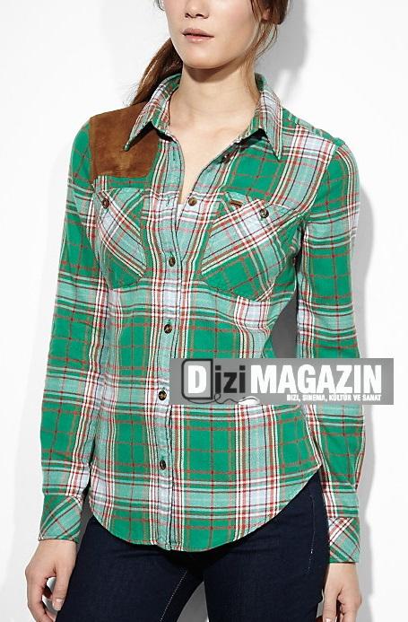 Medcezir - Mira - Serenay Sarıkaya Levis Gömleği