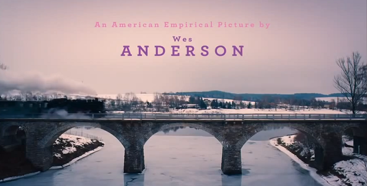 Wes Anderson'ın Yeni Filmi: The Grand Budapest Hotel