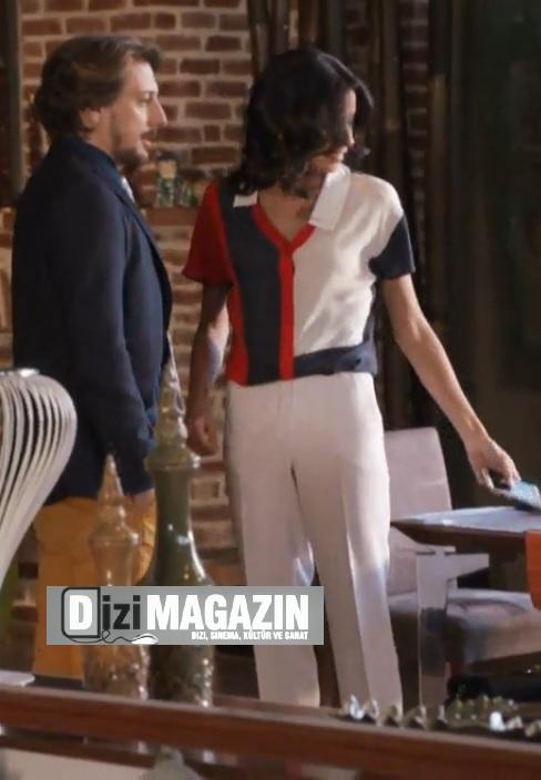 İntikam Dicle Kıyafetleri - Dicle Gömleği İpekyol Marka