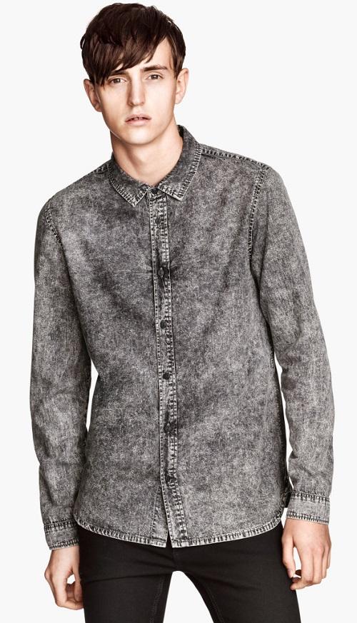 Medcezir Mert'in H&M Gömleği