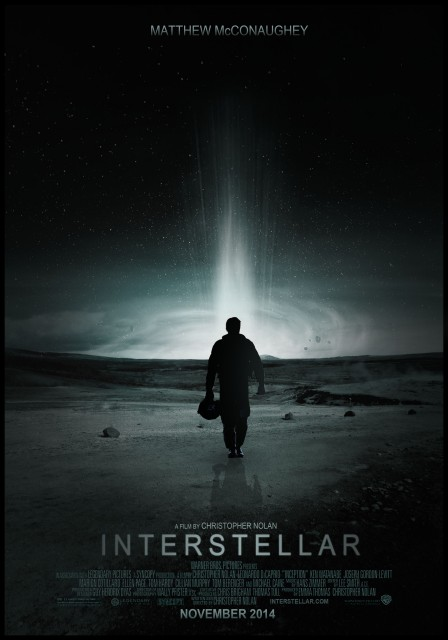 interstellar afiş
