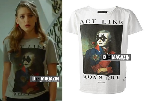 Medcezir Mira Kıyafetleri - Les Benjamins Tişört