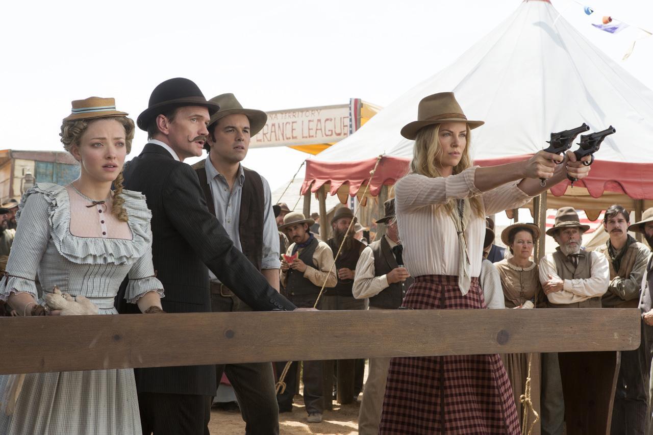 Yeni Başlayanlar için Vahşi Batı Filmi