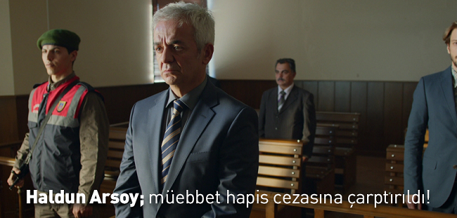İntikam Final - Haldun Arsoy