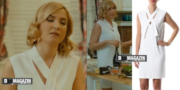 Medcezir - Sude - Beyaz Elbise - Beymen Club