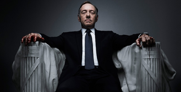 Diley Kuru: House Of Cards'ı İzleyin