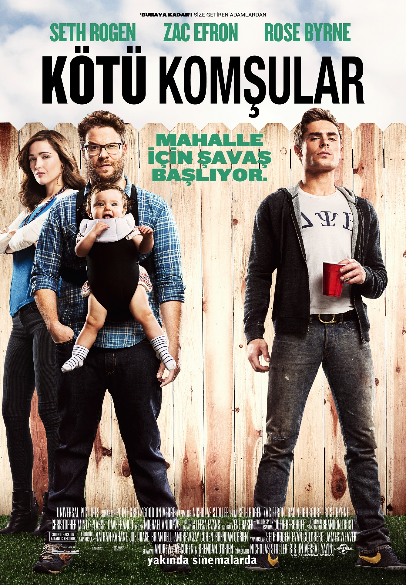 KÖTÜ  KOMŞULAR (BAD NEIGHBORS)