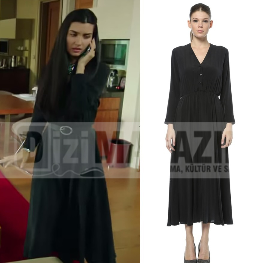 Kara Para Aşk - Elif - Uzun Elbise -