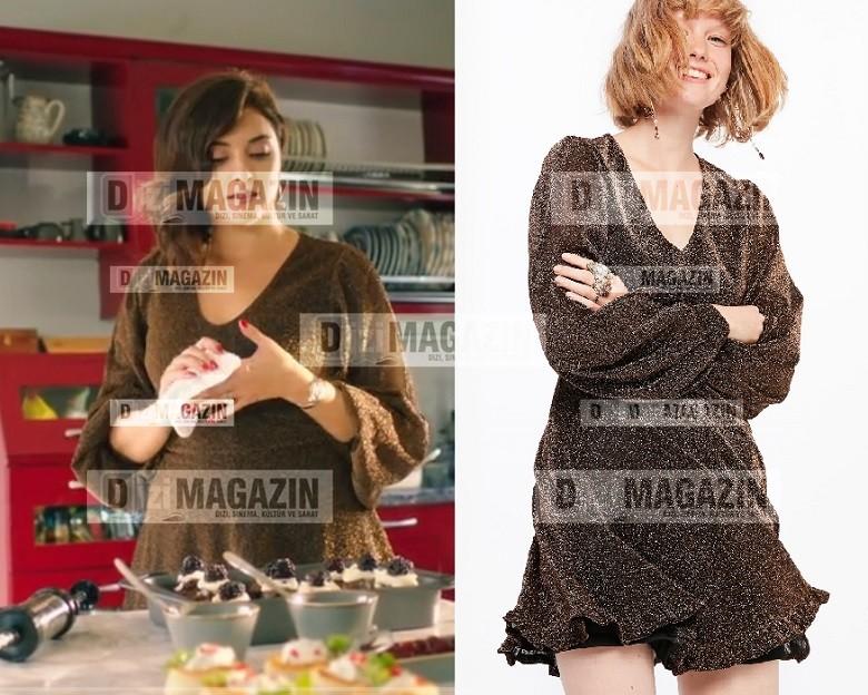 Ufak Tefek Cİnayetler Merve Elbise